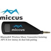 Miccus Mini-jack TX4: Bluetooth 4.0 Wireless