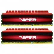 Memorie Patriot Viper 4 Red 8GB DDR4 3000 MHz CL16 Dual Channel Kit