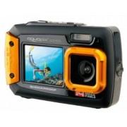 Easypix W1400 Active Unterwasser-Digicam - Orange