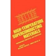 High-Temperature Superconducting Materials by William E. Hatfield