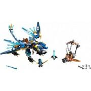 Set Constructie Lego Ninjago Dragonul Lui Jay