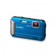Aparat foto Panasonic Lumix DMC-FT30 16 Mpx zoom optic 4x subacvatic Albastru