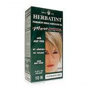 HERBATINT PERMANENTES PFLANZLICHES HAARFŽRBEGEL (10N - Platinblond) 1 oder 2 Anwendungen
