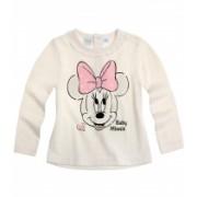 Bluza bebe Minnie alba