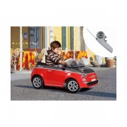 Peg Perego - Fiat 500 Red/Grey - Telecomanda