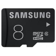 Card memorie Samsung MB-MA08D/EU microSDHC Basic 8 GB clasa 6 fara adaptor