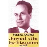Jurnal din inchisoare vol.2 - Stefan Andrei