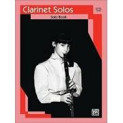 Clarinet Solos by Frank Erickson