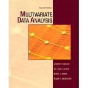 Multivariate Data Analysis by J. Hair