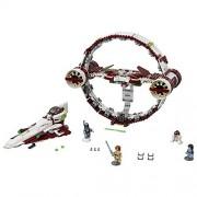 LEGO Star Wars Jedi Starfighter with Hyperdrive Set 75191