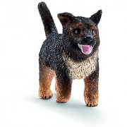 Schleich German Shepherd Puppy Toy Figure
