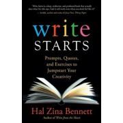 Write Starts by Hal Zina Bennett
