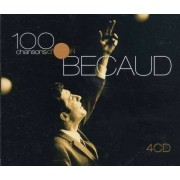 Gilbert Becaud - 100 Chansons D' Or (0724357126922) (4 CD)