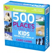 500 Places To Take Your Kids by University Games