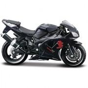 Maisto Yamaha Yzf-R1 - 118 Scale Diecast Motorcycle - Black Color (Black)