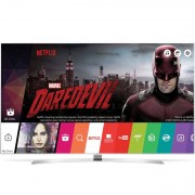 Televizor LG LED Smart TV 3D 65 UH950V 165cm 4K Ultra HD Silver