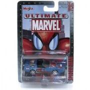 Marvel Ultimate Die Cast Collection Series 1: Spider-Man Chevrolet Corvette ZR-1 Die Cast Car