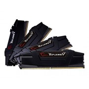 G.Skill Ripjaws V - Memoria RAM DDR4 - 16 GB : 4 x 4 GB - DIMM 288-PIN - 3200 MHz / PC4-25600 - CL16