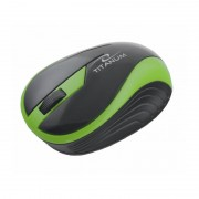 Mouse Esperanza TITANUM BUTTERFLY Optical Wireless TM113G Green