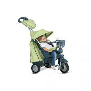 giocheria ofr8200700 triciclo smart trike explorer 5 in 1 verde