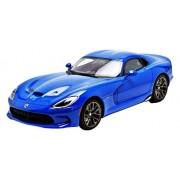 Las mejores marcas coleccionables - Top15b - Dodge Viper Gts Srt - 2014 - 1/18