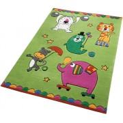 Smart Kids Teppich Little Artists 130x190 grün SM-3981-03 130x190