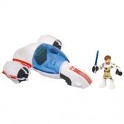 Star Wars Star Wars Jedi Force frEEco Bike con Obi-Wan Kenobi