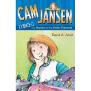 CAM Jansen and the Mystery of the Stolen Diamonds by Suanna Natti