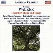 G. Walker - Various Chamber & Vocal W (0636943965924) (1 CD)