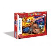 Clementoni - Puzzle de 60 piezas con diseño Cars (26886.3)