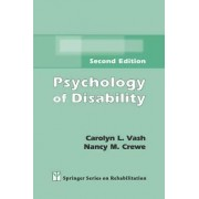 Psychology of Disability by Nancy M. Crewe