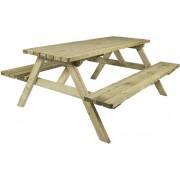 Economy picknicktafel 240 cm