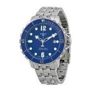 Tissot T-Sport Seastar 1000 blau Zifferblatt automatische Herren-Armbanduhr t0664071104702