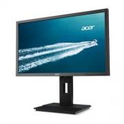 """Monitor Acer B246HLymdr, 24"""", LED, 1920x1080, 100M:1, 5ms, 250cd, D-SUB, DVI, pivot repro, čierny"""