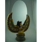 Cleo Egyptisk Isis Spegel