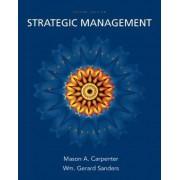 Strategic Management by Mason Carpenter