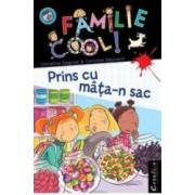 O familie cool Prins cu mata-n sac - Christine Sagnier Caroline Hesnard