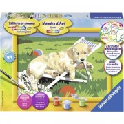 Ravensburger S.O.N. Golden retriever