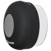 Boxa portabila Bluetooth Vakoss Impermeabil SP-B1806K cu ventuza 3W neagra