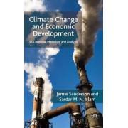 Climate Change and Economic Development by Jamie Sanderson
