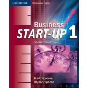 Business Start-Up 1 Student's Book by Mark Ibbotson