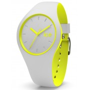 Ice-Watch DUO IW001500 Grey Yellow Unisex horloge