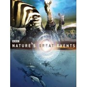 Nature's Great Events by B.B.C.Natural History Unit