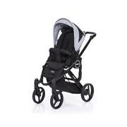 Mamba plus carrinho de passeio para bebé black-graphite grey - ABCDesign