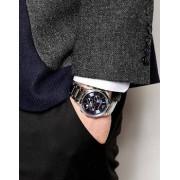 Giorgio Armani Emporio Armani AR2448 Watch With Stainless Steel Strap - Silver