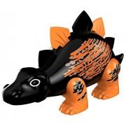 """SilverLit - Stegosauro giocattolo """"Terry"""", serie DigiDinos, con suoni e movimenti"""