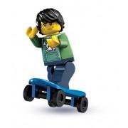 LEGO Minifiguras Coleccionables: Patinador Minifigura (Serie 1) (Bolsas)