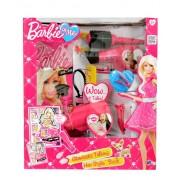 Комплект за прически Barbie & Me