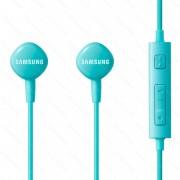 Samsung Stereo Headset HS1303 - слушалки с микрофон и управление на звука за Samsung мобилни устройства (син)