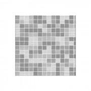 E-plast rotolo tappeto 15 mt h 65 cm mosaico grigio